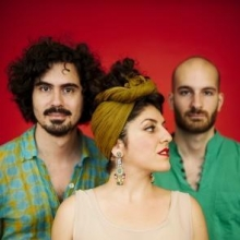 Golnar & Mahan Trio