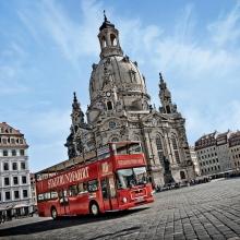 Dresden: Große Stadtrundfahrt - Barokkokko
