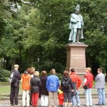 Gang durch die Kaiserzeit - Stadtführung Wilhelmshaven