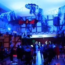 Halloween Party - Volkshaus Strausberg