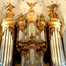 Hamburger Orgelsommer - J.S. Bach zu Besuch in Hamburg - 1720/2020