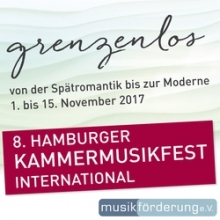 Bild: Hamburger Kammermusikfest International