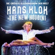 Bild: Hans Klok - The New Houdini