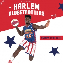 Bild: The Harlem Globetrotters
