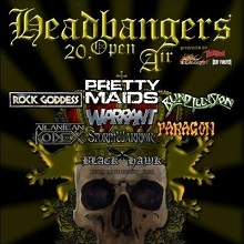 Bild: Headbangers Open Air
