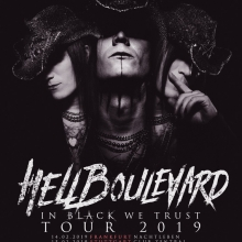 HELL BOULEVARD - Not Sorry Tour 2020