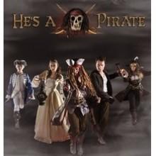 He´s A Pirate - Piraten der Karibik - Der Musicalerfolg zurück in der Stadthalle Fürth !