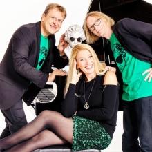 """Hildegard Pohl Trio - """"Swing van Beethoven!"""""""