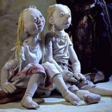 Hänsel & Gretel - Figurentheater für Kinder ab 3 Jahren nach den Gebrüdern Grimm