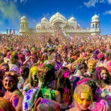 Holi - Gaudy Festival