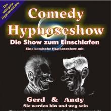 Hypnoseshow - Varieté Theater Pegasus