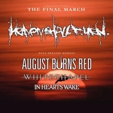 Bild: Heaven Shall Burn