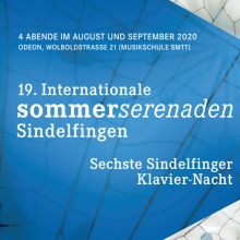 Internationale Sommerserenaden Sindelfingen