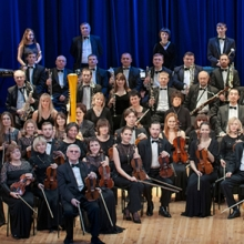 Russische Nationalphilharmonie der Wolga Saratov
