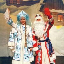 IVUSHKA - Russische Weihnachten mit dem Ensemble aus Tambow