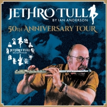 Jethro Tull´s Christmas Concert - performed by Ian Anderson in Frankfurt am Main, 30.11.2019 - Tickets -