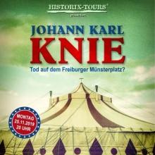 Johann Karl Knie - Hartmut Stiller und Peter Haug