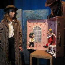Josa mit der Zauberfidel - Fliegendes Theater