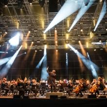 Sinfoniekonzert mit der JPO - Sergei Koussevitzky, Carl Maria von Weber, Antonín Dvorak