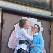 """KAFKAESK - ein Filmabend zu Kafkas """"Schloss"""" mit Live-Musik der Zwanziger Jahre"""