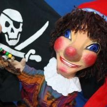 Kasper und der Pirat der sieben Meere - Freiburger Puppenbühne