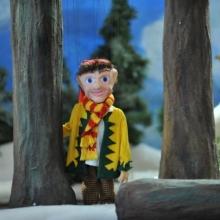 Kasperl und der gestohlene Weihnachtsbaum - Memminger Marionettentheater