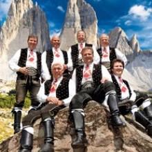 Goldenes Herbstfest: Kastelruther Spatzen - präsentiert von Hohenstein Konzerte