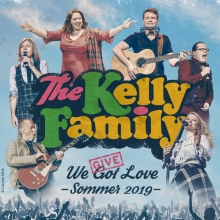 Camping Ticket The Kelly Family in St. Goarshausen, 07.06.2019 - Tickets -