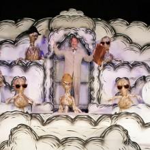 HIMMEL, ARSCH UND ZWIRN - Das neue Stück des Kikeriki-Theaters aus Darmstadt