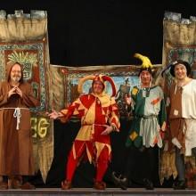 Kikeriki Theater - Siegfrieds Nibelungenentzündung in Wetzlar, 22.01.2018 - Tickets -
