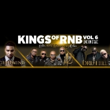Bild: Kings of RnB Vol. 6
