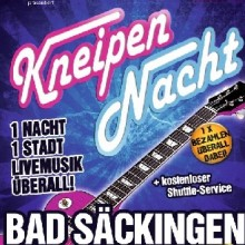 Bild: Kneipennacht Bad Säckingen