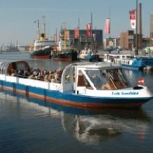 Hafenrundfahrt Überseehäfen