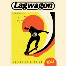 LAGWAGON - European Tour 2021 - With special guest: Good Riddance & MakeWar