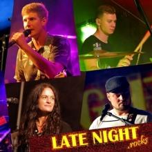 Late Night - Tanzband