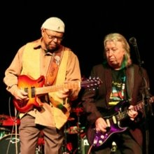 Bild: Larry Garner - Bluesman meets Norman Beaker Band
