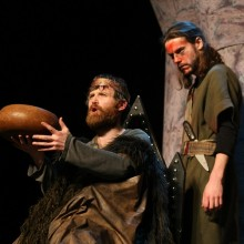 Bild: Macbeth - Castle Tour II - The American Drama Group Europe