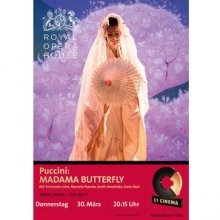 Bild: Madame Butterfly - Royal Opera House