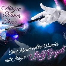 Bild: Magic Dinner Show - mit Ralf Gagel