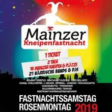 Mainzer Kneipenfastnacht 04 03 Mainz Tickets