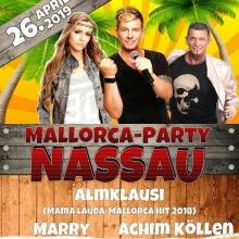Mallorca Party Nassau