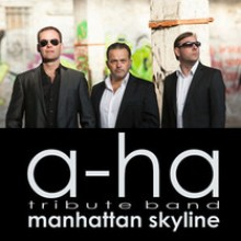 Bild: Manhattan Skyline - a-ha Tribute Band