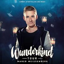 Wunderkind - Marco Weissenberg - Zauberkünstler - das magische Wunderkind
