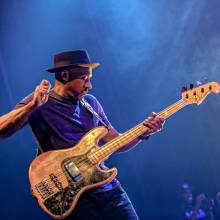 MARCUS MILLER - The Laid Black Tour 2019