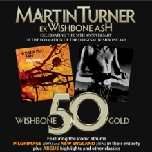 Martin Turner (ex-Wishbone Ash) - Wishbone Gold - 50th Anniversary Tour in Karlsruhe, 01.12.2019 - Tickets -