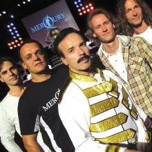 MerQury - The QUEEN tribute rock show!