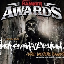 Bild: Metal Hammer Awards 2016