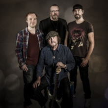 """Miller Anderson Band - """"The Time Is Now"""" Tournee 2021"""