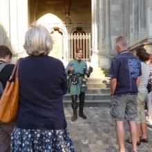 Mit dem Ritter unterwegs - Stadtführung in Konstanz