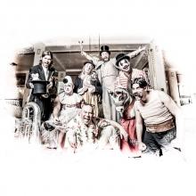 Galakonzert mit Mnozil Brass - Cirque in Singen (Hohentwiel), 09.06.2018 - Tickets -